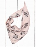 Diamonds love girl bandana