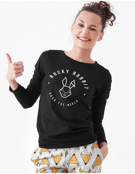 Rocky Rabbit sweatshirt